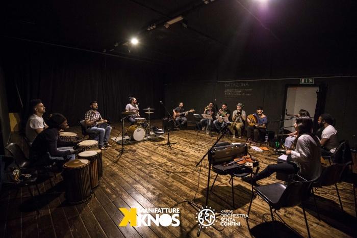 La storia di Mike - Knos orchestra senza confini