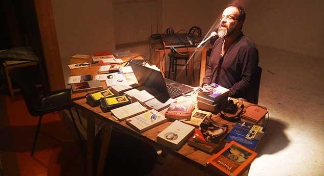 Jukebox letterario con Simone Franco