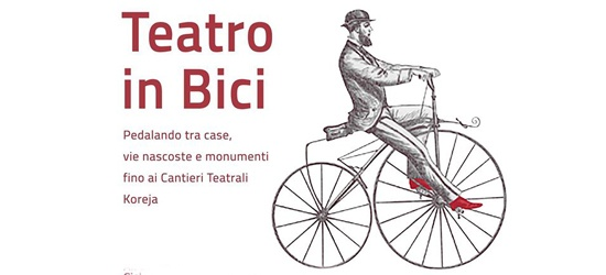 Teatro in bici