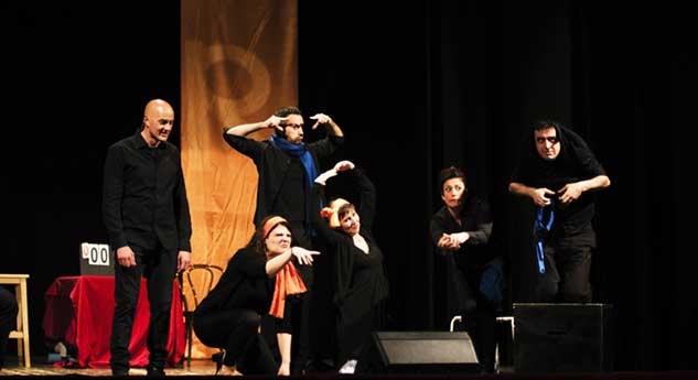 CATCH IMPRO - Il Fight club dell'improvvisazione teatrale