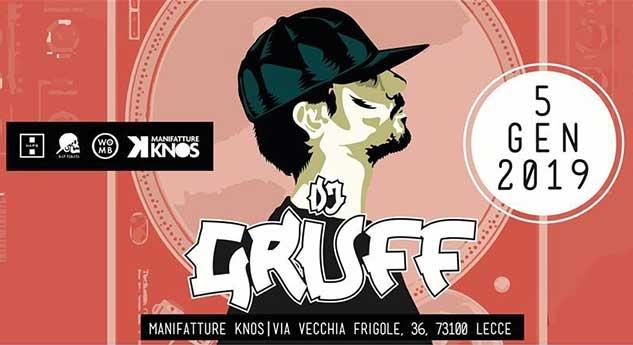 DJ GRUFF