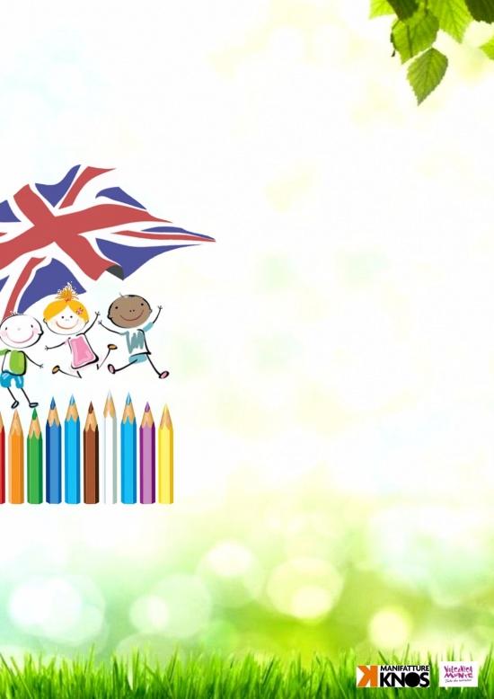 Lezione prova gratuita corso d'inglese per bambini