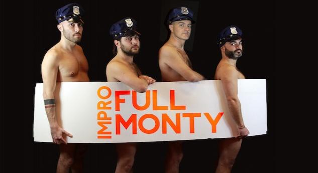 Impro Full Monty
