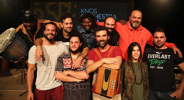 Knos Orchestra senza confini