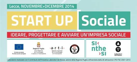 Start-up sociale
