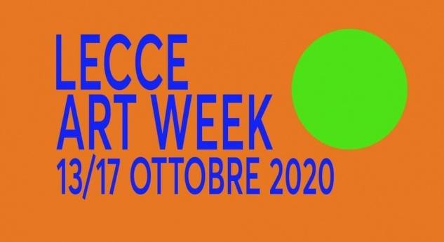 Lecce Art Week + Dj set con Mimmo Pesare