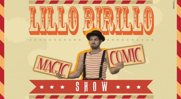 Lillo Birillo Magicomicshow