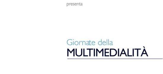 Giornate della Multimedialità