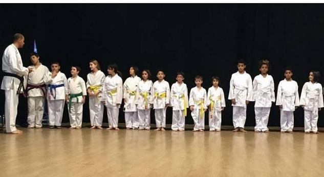Presentazione corsi di Karate al Knos