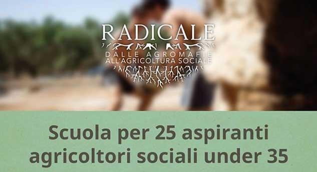 SCUOLA DI AGRICOLTURA SOCIALE