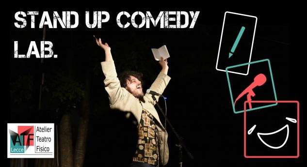 Laboratorio Stand Up Comedy