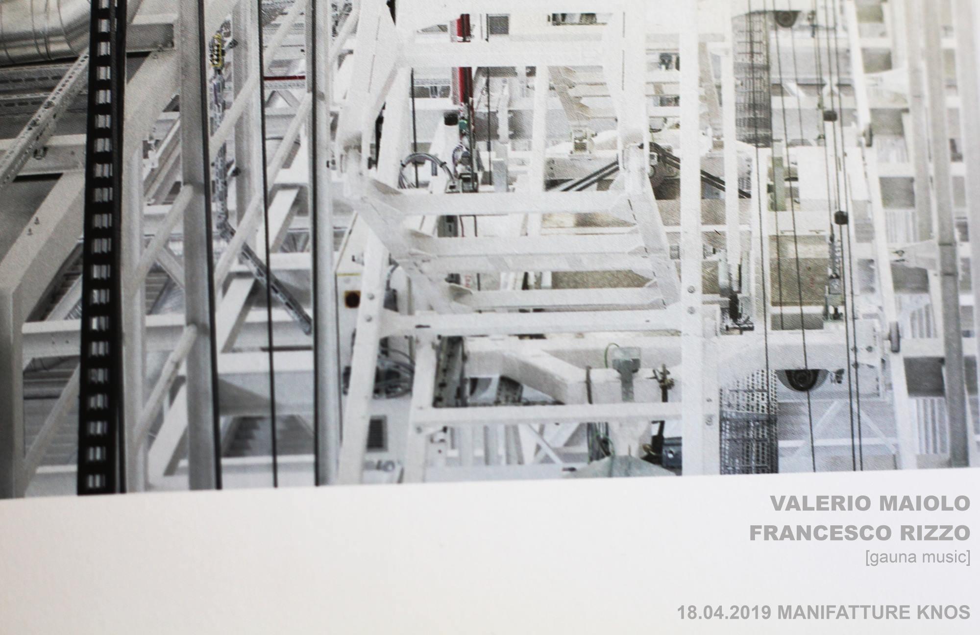 Valerio Maiolo // Francesco Rizzo [A/V Performance]